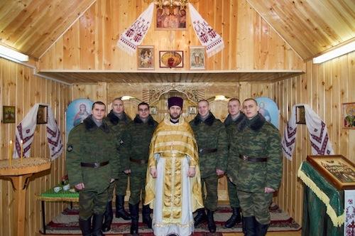 После литурги